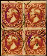 Luxembourg Rare Stamps & Covers